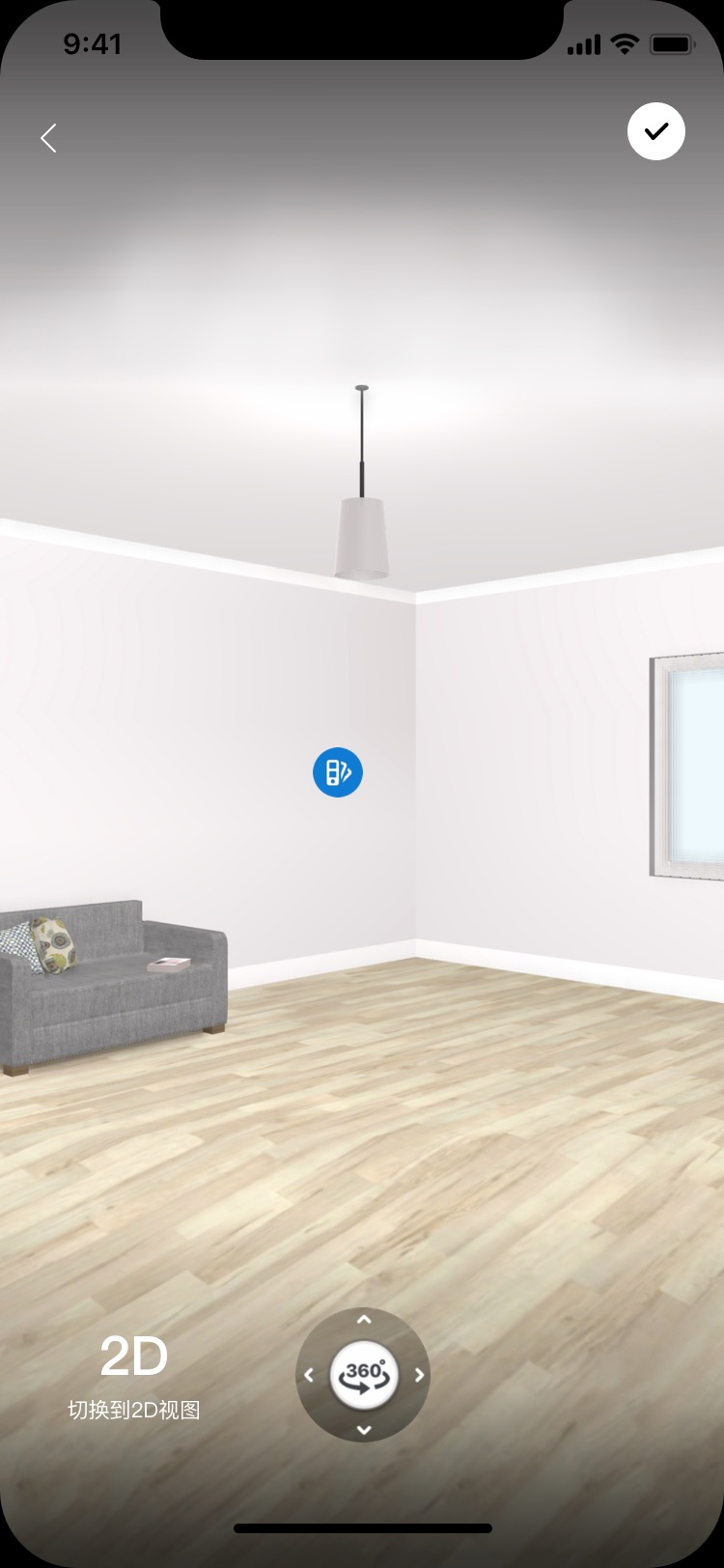4-3-3D Room Painting-3